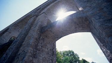 L'aqueduc Médicis (photo Eau de Paris)
